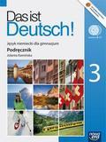 Kamińska Jolanta - J. Niemiecki Gim 3 Das ist Deutsch Podr NE