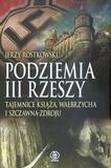 Jerzy Rostkowski - Podziemia III Rzeszy. Tajemnice Książa...