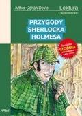 Arthur Conan Doyle - Przygody Sherlocka Holmesa z oprac. GREG