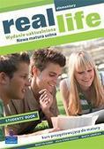 Sarah Cunnigham, Peter Moor, Marta Umińska - Real Life Elementary SB PEARSON