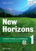 Paul Radley, Daniela Simons, Colin Campbell - Horizons NEW 1 SB + WB OXFORD