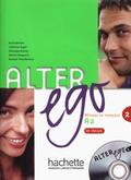 praca zbiorowa - Alter Ego 2 podręcznik+CD HACHETTE