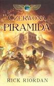 Rick Riordan - Kroniki Rodu Kane T1 - Czerwona Piramida