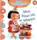 Nathalie Belineau - Mała dziewczynka - Nina bawi się w lekarza