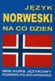 praca zbiorowa - Język norweski na co dzień. Mini kurs językowy.