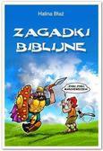 Błaż Halina - Zagadki biblijne