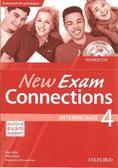 praca zbiorowa - Exam Connections New 4 Intermediate WB OXFORD