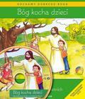 Dominika Czarnecka, Teresa Czarnecka (red.) - Katechizm dla 4-latków Bóg Kocha Dzieci WAM