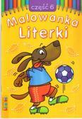 Praca zbiorowa - Malowanka - Literki cz. 6  LITERKA