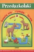 praca zbiorowa - Przedszkolaki - zeszyt 3-latka  LIWONA