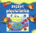 Anna Wiśniewska - Bibl. mądrego dziecka - Drugi zeszyt pięciolatka