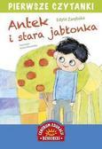 Edyta Zarębska - Pierwsze czytanki. Antek i stara jabłonka