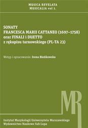 Sonaty Francesca Marii Cattaneo (1697175
