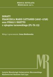 Sonaty Francesca Marii Cattaneo (1697-17