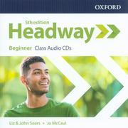 Headway 5E Beginner Class Audio CDs