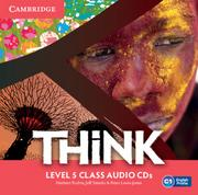 Think Level 5 Class Audio CDs