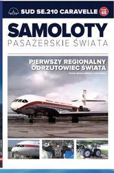Samoloty pasażerskie świata Tom 48. SUD