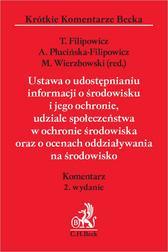 Ustawa o udostępnianiu informacji o środ