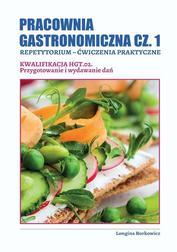 Pracownia gastronomiczna cz.1. Kwalifika