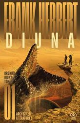 Kroniki Diuny T1 Diuna w.2020