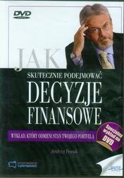 Jak podejmować decyzje finansowe DVD