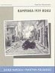 Kampania 1939r.  Dzieje narodu i państwa
