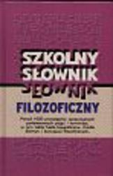 Szkolny słownik filozoficzny