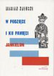 W podzięce i ku pamięci Jankielom