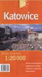 Katowice - plan miasta